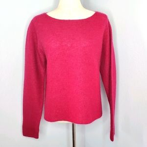 Eileen Fisher sweater Mohairblend sz M  P